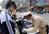 Vi phạm Luật Giao thông nhiều lần, học sinh sẽ bị buộc thôi học