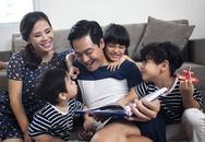 Vợ MC Phan Anh lần đầu chia sẻ về việc làm từ thiện của chồng