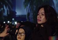 """Vợ Trần Lập: """"Tôi bất lực, trào nước mắt vì thương anh"""""""