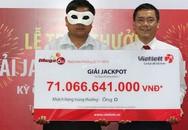 Chủ nhân giải xổ số độc đắc 71 tỷ đồng ở Quảng Ngãi