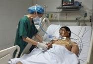 Chồng hôn mê, vợ phải mổ cứu thai nhi sau tai nạn giao thông