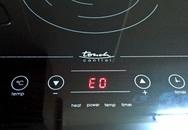 Các mã báo lỗi của bếp từ bạn nên biết