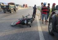 Nghệ An: Bị container kéo lê, nam thanh niên tử vong