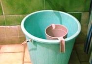 Cảnh báo tình trạng trẻ em đuối nước ngay trong nhà