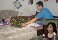 Nước mắt đắng cay của cô gái trẻ vừa sinh con thì bị liệt