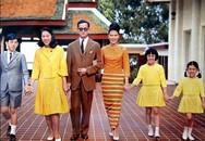 Những hoàng tử và công chúa của Hoàng gia Thái Lan