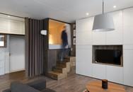 Căn hộ 35 m2 thiết kế đẹp mắt với 'hộp ngủ' tiết kiệm diện tích