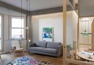Căn hộ 100 m2 chỉ thiết kế 1 phòng ngủ nhưng vẫn khiến mọi người thỏa mãn vì quá tinh tế