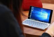 Cận cảnh laptop nhỏ nhất trên thế giới