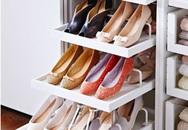 5 mẫu tủ giày cực tối ưu cho không gian nhỏ