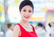 """Hoa hậu Ngọc Hân tiết lộ chuyện """"mất tích"""" để… kiếm tiền"""
