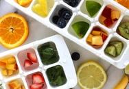 Cách làm thạch trái cây cực xinh lại ngon miệng