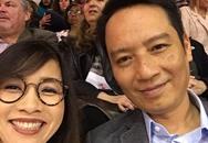 Mỹ Linh biết ơn bạn gái cũ của chồng, nhắn lời xúc động