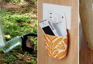 """17 cách tái chế chai nhựa cực đỉnh khiến hàng xóm """"tròn mắt"""""""