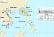 Áp thấp nhiệt đới sắp mạnh lên thành bão, tăng tốc vào Biển Đông