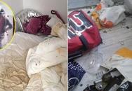 3 tuần cho thuê, chủ nhà trở về hốt hoảng thấy giường như bồn cầu, nhà như bãi rác