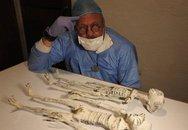 Phát hiện ngôi mộ cổ của người ngoài hành tinh?