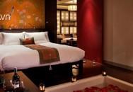 Những điều không thể bỏ qua khi thiết kế phòng ngủ màu đỏ ấm áp