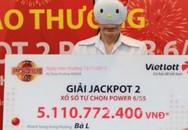 """Giải đặc biệt của xổ số Vietlott lên 120 tỉ: Tỉ lệ trúng """"không tưởng"""""""