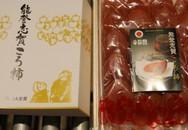 Hộp hồng khô có giá lên đến 20 triệu đồng ăn Tết