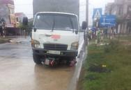 Nữ điều dưỡng tử vong sau va chạm với xe tải