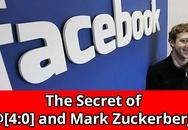 Vì sao khi gõ @[4:0] trên Facebook thì lại hiện ra tên của Mark Zuckerberg?