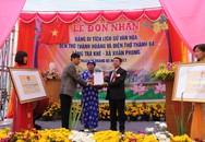 Tưng bừng lễ đón nhận bằng Di tích lịch sử văn hóa Đền, Điện làng Trà Khê