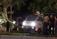Xe tuần tra của công an phường tông chết một phụ nữ