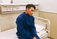 Isaac bị kiệt sức phải nhập viện tại Hàn Quốc