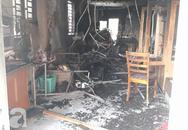 Vụ cháy nhà khiến 4 người tử vong ở Bình Dương: Nhà có cửa thoát hiểm nhưng khóa rất chắc chắn