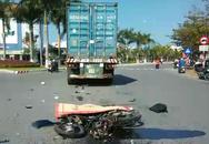 Đà Nẵng: Người đàn ông chết thảm sau va chạm với xe đầu kéo