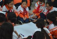 Hà Nội: Học sinh tiểu học hào hứng với lớp học về giáo dục giới tính