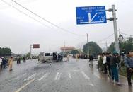Một quân nhân tử vong trong vụ xe đón dâu gặp tai nạn kinh hoàng