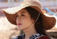 Từ Myanmar: Á hậu Huyền My bức xúc lên tiếng chuyện để mẹ kéo vali