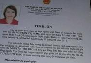 Một phụ nữ Việt Nam bị cướp đột nhập nhà riêng sát hại tại Angola