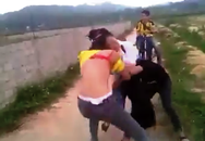 Xử lý nghiêm nhóm nữ sinh THCS đánh và lột áo nhau