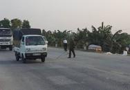 Xe tải đâm trực diện vào xe khách, 1 người tử vong tại chỗ