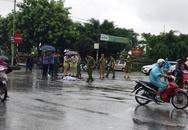 Trên đường đi làm, nữ công nhân bị container tông tử vong