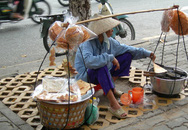 Dẹp hàng rong bằng khu chợ mới