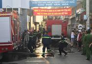 5 người la hét cầu cứu khi mắc kẹt trong vụ cháy nhà 3 tầng ở Sài Gòn