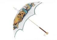 Chiếc ô có tay cầm bằng vàng 'hét' giá hơn 18 triệu đồng