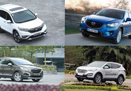 Ô tô SUV Nhật 'hot' nhất Việt Nam giảm 150 triệu: Mất giá chưa từng có