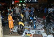 Quán trà sữa của Phạm Hương bị tạt sơn trong ngày khai trương