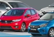 Ô tô Nhật cỡ nhỏ giá 400 triệu: Giành 'đất' Kia Morning, Hyundai i10