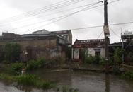 Hà Tĩnh: Hàng trăm ngôi nhà bị tốc mái, một người chết trước khi bão vào đất liền