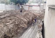 Hà Nội: Cả khu dân cư lo sập nhà vì dự án Khách sạn Dân tộc