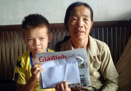 Thêm động lực để cậu bé thiểu năng, không cha, mất mẹ đến trường