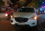 Hải Phòng: Nữ tài xế gây tai nạn liên hoàn khi đang đàm thoại.