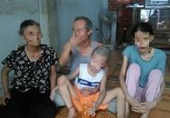 Lời dặn của cha với con gái thiểu năng nhiễm HIV