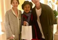 Song Hye Kyo lộ bụng to bất thường khi xuất hiện cùng Song Joong Ki